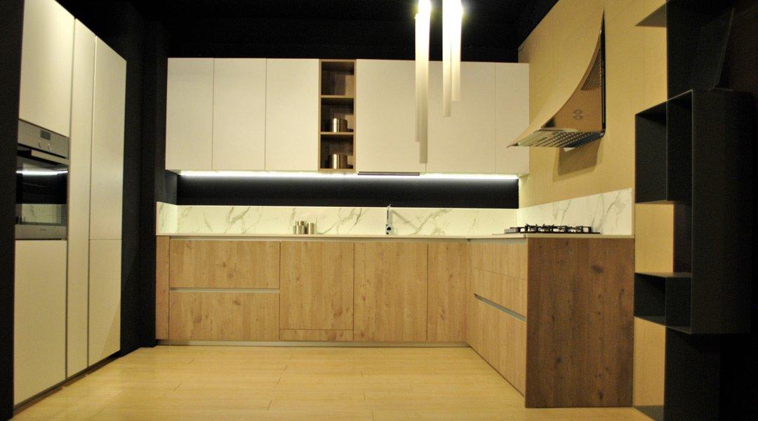 Cucina in top Dekton - Arredamenti dalle vedove