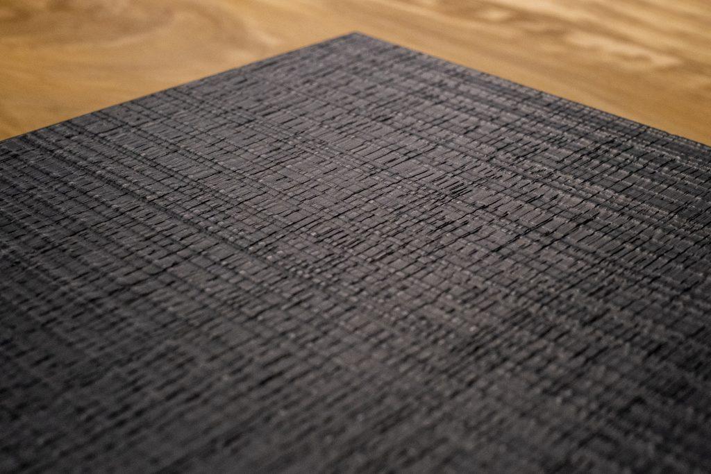 texture materiale multistrato in rovere per cucina